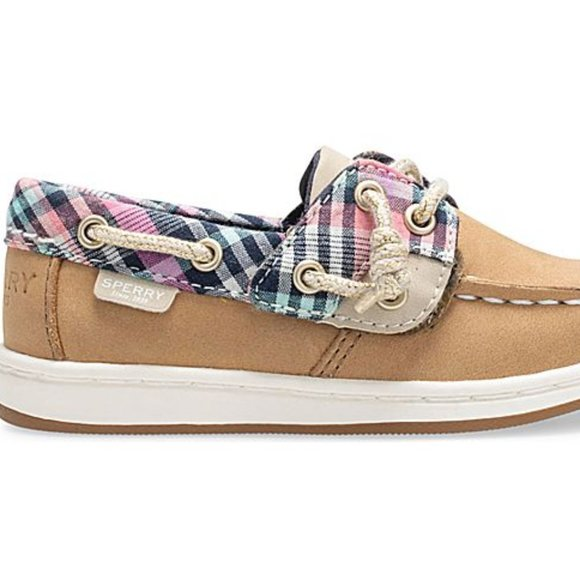 Sperry Kids Girls Coastfish Toddler//Little Kid//Big Kid